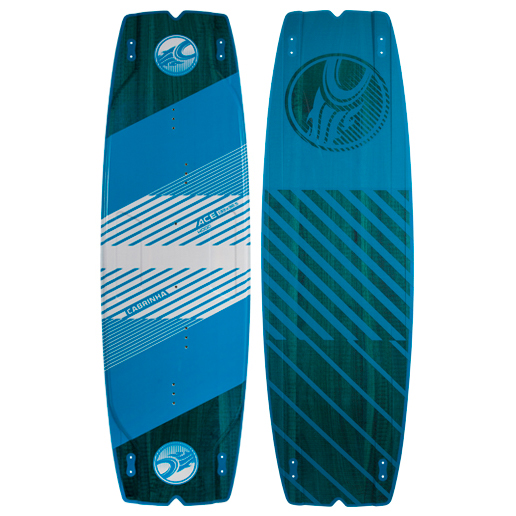 2018 Cabrinha Ace Blue Kiteboard